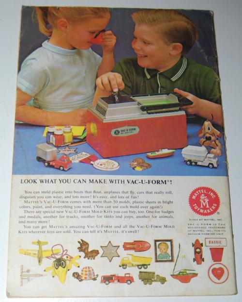 Jack & jill magazine june 1964 x