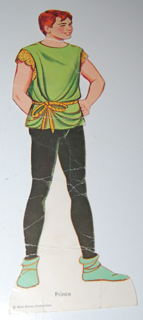 Disney snow white paper dolls 3