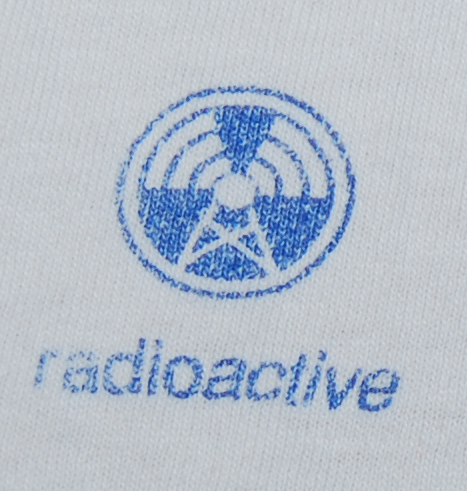 Radiohead shirt xx
