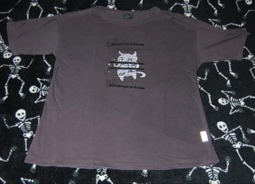 T shirts radiohead 1