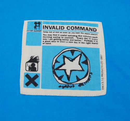 T shirts radiohead 4 x