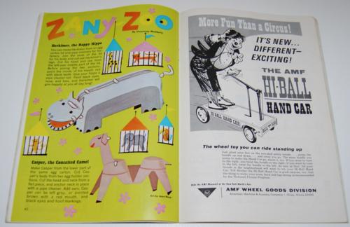 Jack & jill magazine june 1965 10