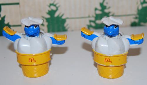 Mcdonalds dino toys 3