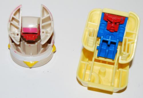 Mcdonalds robot toys