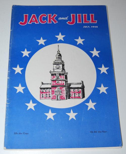Jack & jill july 1948