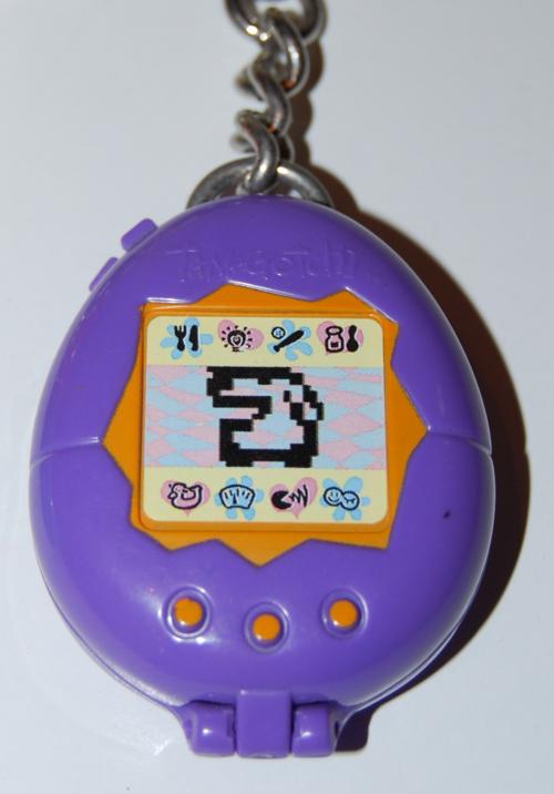 Tamagotchi keychain prizes 8