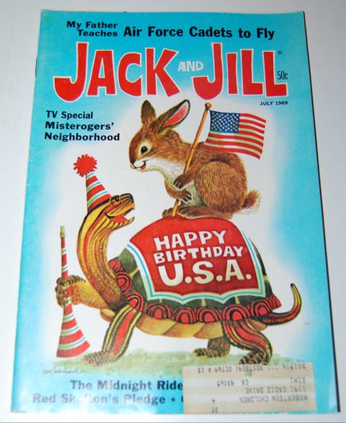 Jack & jill july 1969