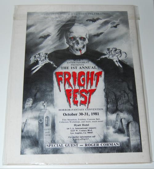 Twilight zone magazine 1982 4x