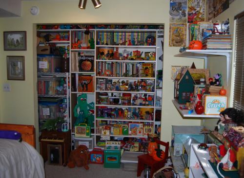 Toy room 1x