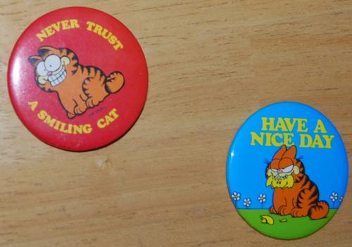 Buttons & pins 12