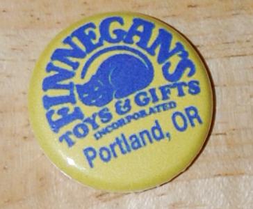 Finnegan's toys portland
