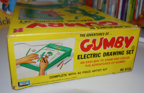 Gumby drawing desk lakeside 1