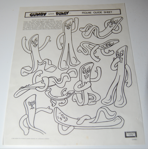 Gumby drawing desk lakeside 14
