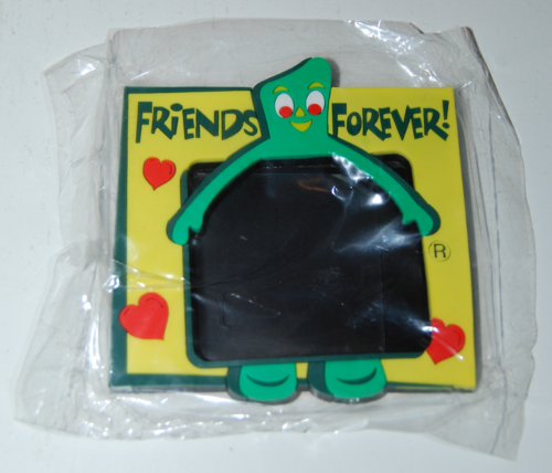Gumby friends forever frame