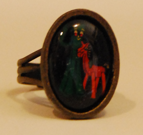 Gumby ring