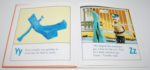 The gumby book of letters 6