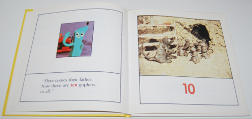 The gumby book of numbers 4