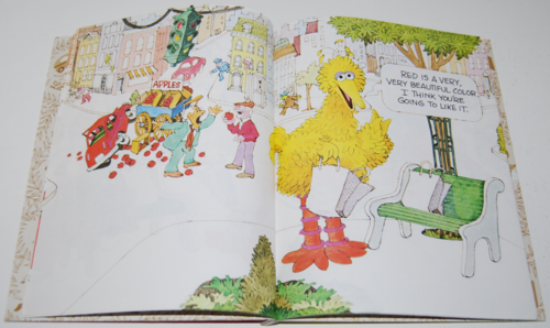 Big bird's red book lgb 4