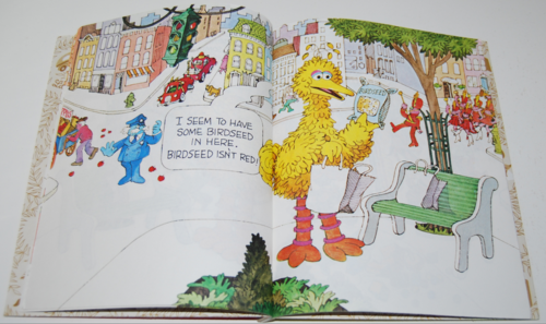 Big bird's red book lgb 5