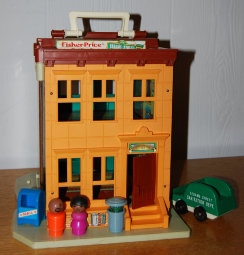 Fisher price sesame street 1
