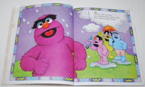 Sesame street mother goose stories lgb 4