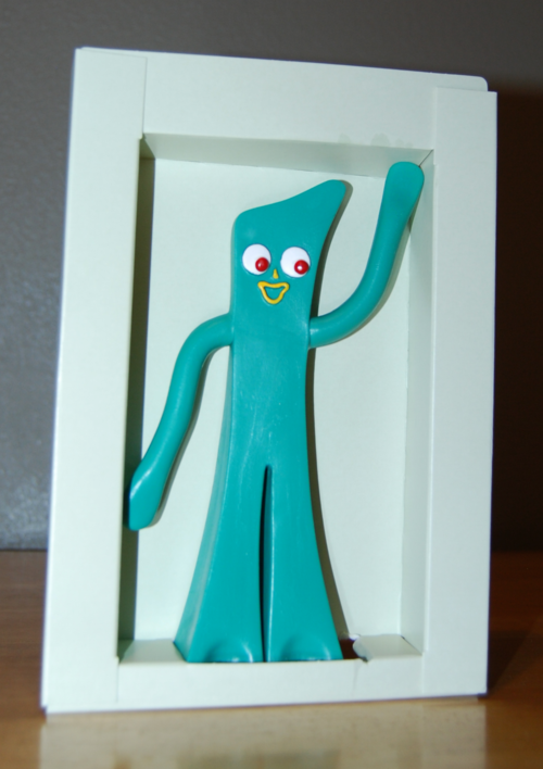 60th anniversary gumby bendy 7