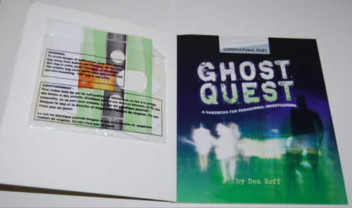 Ghost quest 1