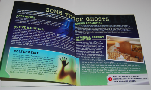 Ghost quest 3