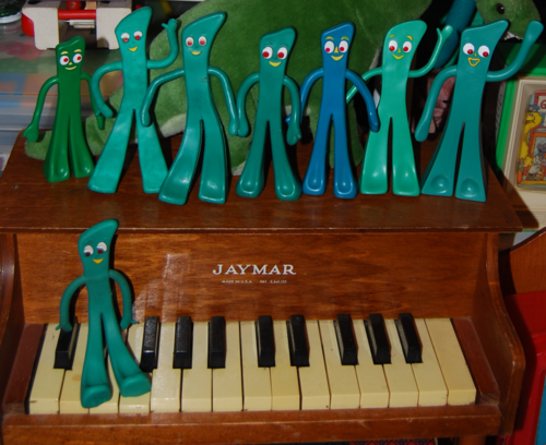 Gumby greens