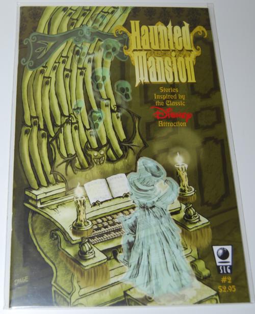 Haunted mansion comic 2