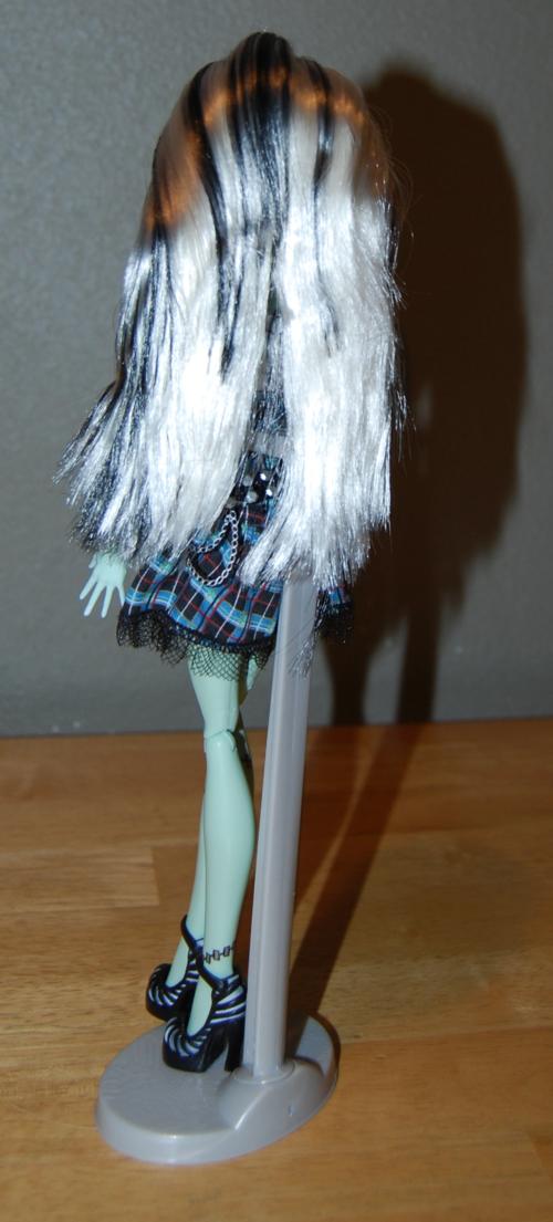 Monster high frankie stein doll 5