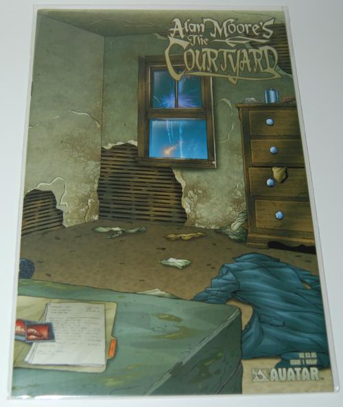 The courtyard comic