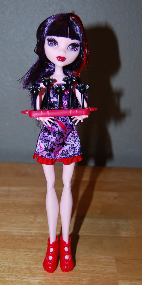 Monster high doll elissabat 3