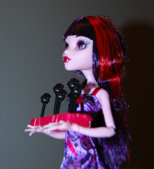 Monster high doll elissabat 6