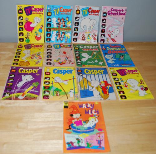 Casper comics (2)