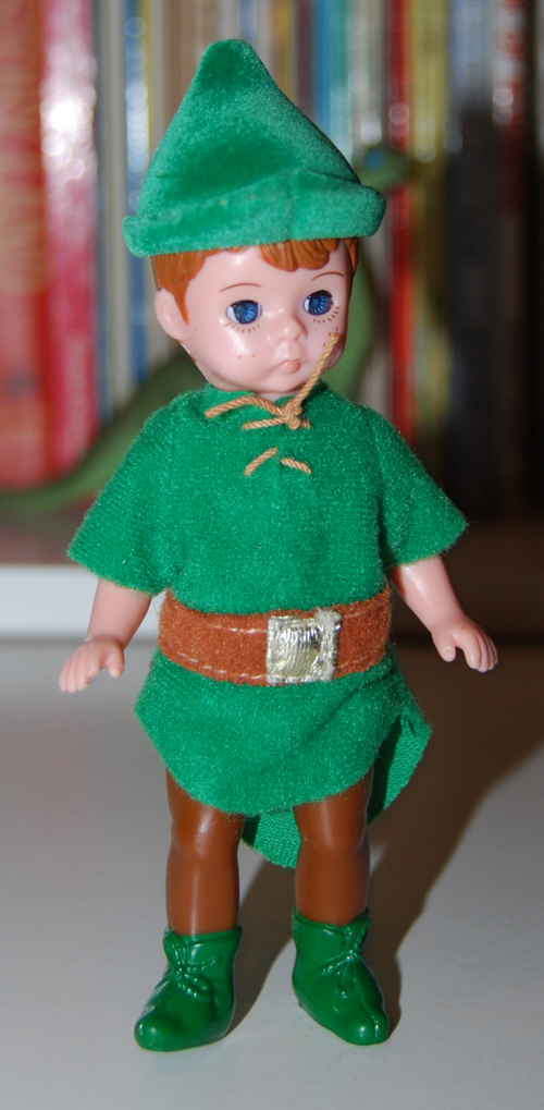 Madame alexander robin hood doll