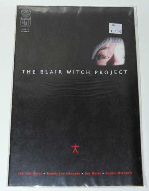 The blair witch comic