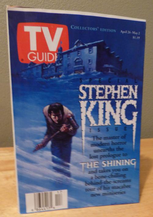 Stephen king the shining tv guide