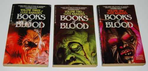 Clive barker books of blood 1