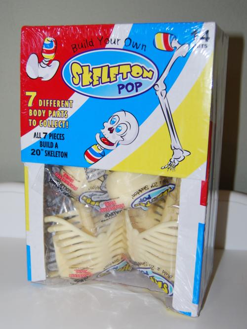 Skeleton pops 3