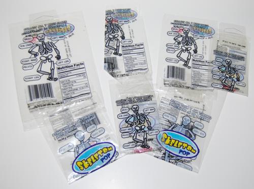 Skeleton pops 5