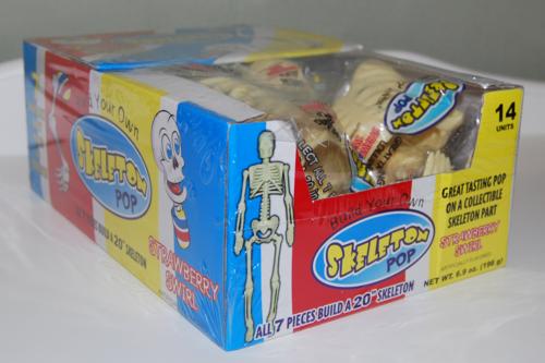Skeleton pops 1