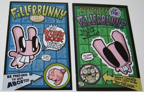 Fillerbunny comics