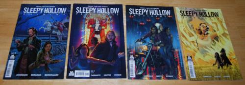 Sleepy hollow comics providence