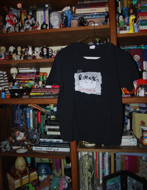 T shirts emily strange 3