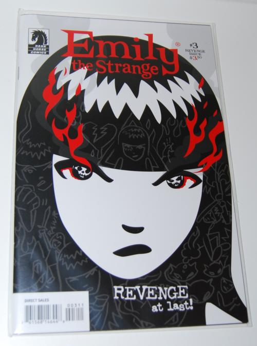 Emily strange comic books 3