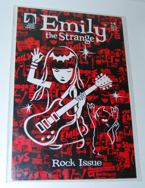 Emily strange comic books 4