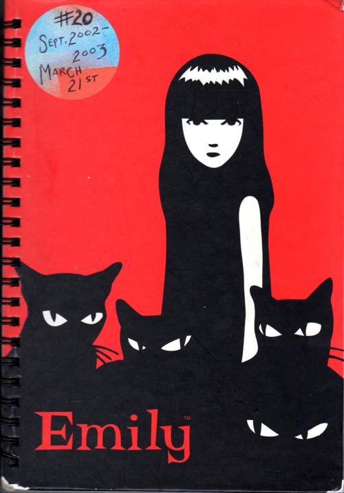Emily strange journals 4