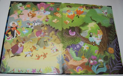 Alice in wonderland big golden book 1