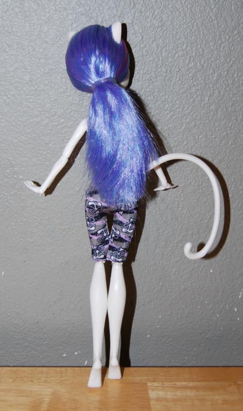 Monster high doll catrine demew 5